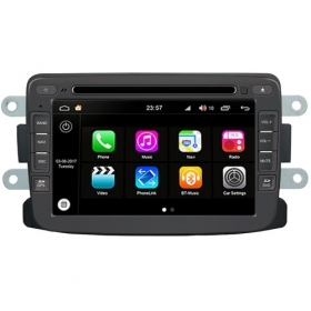 "Autoradio Renault Duster/Dacia 2014-16 Android 8.0 Touch 7"" HD DVD GPS WIFI S200"