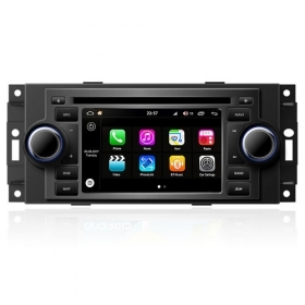 "Autoradio Chrysler 300C 2012  Android 8.0 Touch 5"" HD DVD GPS BT USB WIFI S200"