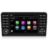 "Autoradio Mercedes W164 ML GL 2005-12 Android 8.0 Touch 7"" HD DVD GPS WIFI S200"