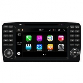"Autoradio Mercedes classe R 2006-13 Android 8.0 Touch 8"" HD DVD GPS BT WIFI S200"