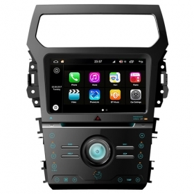 "Autoradio Ford Explore 2011-13 Android 8.0 Touch 9"" HD DVD GPS BT USB WIFI S200"