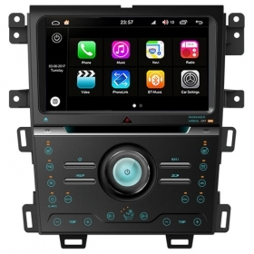 "Autoradio Ford Edge 2011-2013 Android 8.0 Touch 9"" HD DVD GPS  Bluetooth S200"