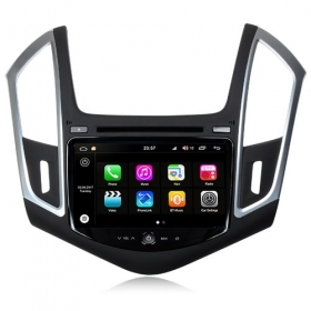 "Autoradio Chevrolet Cruze dal 2013 Android 8.0 Touch 8"" HD DVD GPS BT WIFI S200"