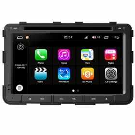 "Autoradio SsangYong Rexton 2006-17 Android 8.0 Touch 7"" HD DVD GPS Bluetooth WIFI S200"