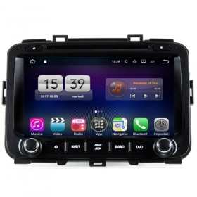 "Autoradio Kia Carens 2013-16 Android 8.0 Touch 8"" HD DVD GPS Bluetooth WIFI S200"