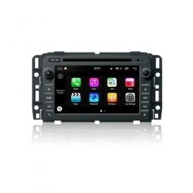 "Autoradio Gmc Acadia 2007-11 Android 8.0 Touch 7"" HD GPS WIFI S200"