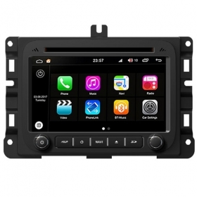 "Autoradio JEEP Renegade 2014-16 Android 8.0 Touch 6.2"" HD DVD GPS BT WIFI S200"