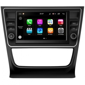 "Autoradio  Volkswagen Golf 2013 Android 8.0 Touch 7"" HD DVD GPS USB WIFI S200"