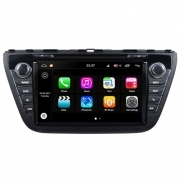 "Autoradio Suzuki S-Cross 2014-16 Android 8.0 Touch 8"" HD DVD GPS BT WIFI S200"