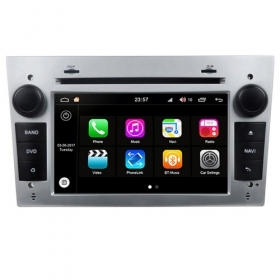 "Autoradio Opel Vectra Android 8.0 Touch 6.2"" HD DVD GPS Bluetooth USB WIFI S200"