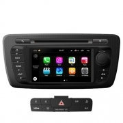 "Autoradio Seat Ibiza 2014 Android 8.0 Touch 6.2"" HD DVD GPS Bluetooth WIFI S200"