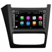 "Autoradio  Volkswagen Fox 2014 Android 8.0 Touch 8"" HD GPS Bluetooth WIFI S200"
