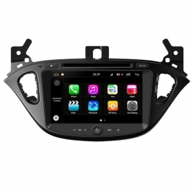 "Autoradio Opel Corsa 2015-16 Android 8.0 Touch 8"" HD DVD GPS Bluetooth WIFI S200"