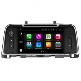 "Autoradio Kia Optima / K5 dal 2016  Android 8.0 Touch 8"" HD DVD GPS BT WIFI S200"