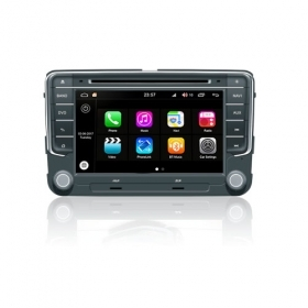 "Autoradio  Volkswagen Universal 2003-16 Android 8.0 Touch 7"" HD DVD BT WIFI S200"
