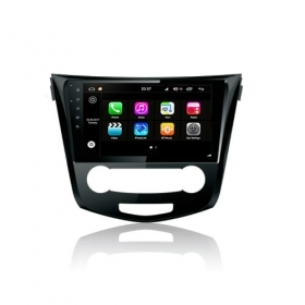 "Autoradio Nissan Qashqai/X-Trail dal 2014  Android 8.0 Touch 8"" HD BT WIFI S200"