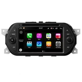 "Autoradio Fiat Egea Android 8.0 Touch 7"" HD DVD GPS Bluetooth USB WIFI S200"