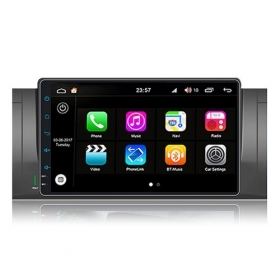 "Autoradio BMW E39 1996 - 2003  Android 8.0 Touch 9"" HD DVD GPS BT WIFI S200"