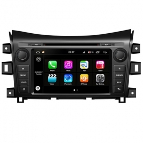 "Autoradio Nissan Navara 2016  Android 8.0 Touch 8"" DVD GPS Bluetooth WIFI S200"