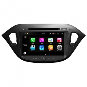 "Autoradio Opel Corsa 2016 Android 8.0 Touch 8"" DVD GPS USB Bluetooth WIFI S200"