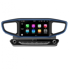 "Autoradio Hyundai Ioniq 2016 Android 8.0 Touch 8"" HD DVD GPS WIFI Bluetooth S200"