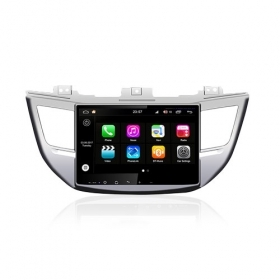"Autoradio Tuscon 2015 Android 8.0 Touch 10.1"" HD DVD GPS BT WIFI S200"