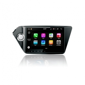 "Autoradio Kia K/Rio 2011 (deckless) Android 8.0 Touch 9"" HD DVD GPS BT WIFI S200"