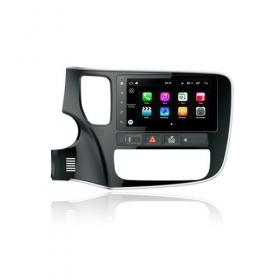 "Autoradio Mitsubishi Outlander 2012-15 (deckless) Android 8.0 Touch 8"" HD S200"