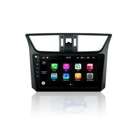 "Autoradio Nissan Sylphy 2016 Android 8.0 Touch 10.1"" HD DVD GPS Bluetooth WIFI S200"