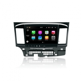 "Autoradio Mitsubishi Lancer 2010–11 (deckless) Android 8.0 Touch 10.1"" HD S200"