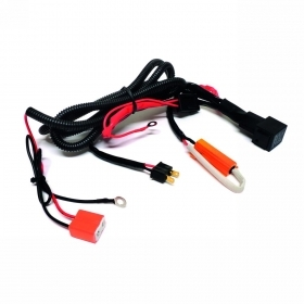 CABLAGGIO SPEGNI SPIE PER KIT LED XL