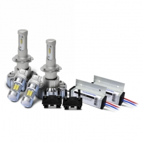 KIT FULL LED SPECIFICO FIAT 500/500L