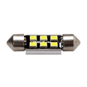LAMPADE LED SERIE POWERSILURO 36MM 9-28V