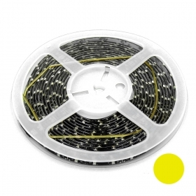 STRISCIA LED 5MT 12V 300XLED 3528 GIALLO