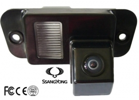 Retrocamera SSANGYONG Actyon T