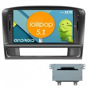 "Autoradio OPEL Astra J 2013-13 Android 5.1 7"" HD Touch DVD Navi GPS BT WIFI S170"