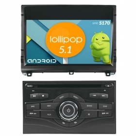 "Autoradio NISSAN Patrol Android 4core 8"" HD Touch DVD Navi GPS BT ML WIFI S170"