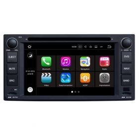 "Autoradio Toyota / Daihatsu Terios Android 7.1 Touch 6.2"" HD USB DVD GPS WIFI BT"