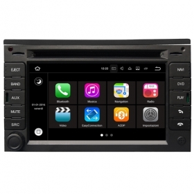"Autoradio PEUGEOT 307 Android 7.1 Touch 6.2"" HD USB DVD GPS Navi MirrorLink S190"