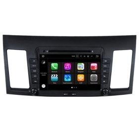 "Autoradio MITSUBISHI LANCER 2010–2011 Android 7.1 Touch 8"" HD DVD Navi GPS S190"
