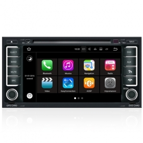 "Autoradio Volkswagen VW Touareg 2003–2010 Android 7.1 Touch 7"" HD DVD GPS S190"