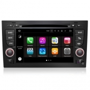 "Autoradio Audi A4 2002-07 Android 7.1 Touch 7"" HD DVD Navi GPS BT ML WIFI S190"