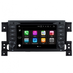 "Autoradio SUZUKI Vitara 2006–2010 Android 7.1 Touch 7"" HD USB DVD GPS BT S190"