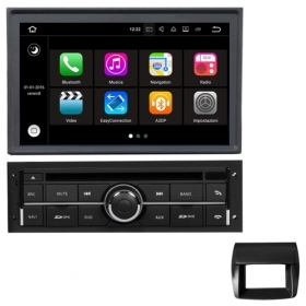 "Autoradio MITSUBISHI L200 Android 7.1 Touch 7"" HD DVD Navi GPS MirrorLink S190"
