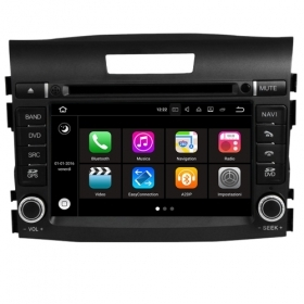 "Autoradio HONDA CRV 2012 Android 7.1 Touchscreen 7"" USB DVD GPS WIFI BT ML S190"