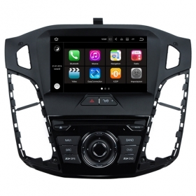 "Autoradio Ford Focus 2012 Android 7.1 Touch 8"" USB DVD GPS WiFi Bluetooth S190"