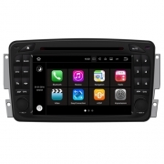 "Autoradio MERCEDES CLASSE C 2000–2004 Android 7.1 Touch 7"" HD USB DVD WIFI S190"
