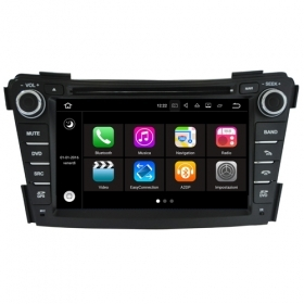 "Autoradio Hyundai i40 2012 Android 7.1 Touch 7"" HD USB DVD SD GPS WIFI BT S190"