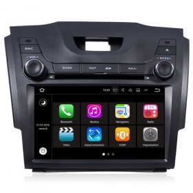 "Autoradio Chevrolet Trailblazer / LTand / LTZ 2013 / S10 Android 7.1 Touch 8"" HD"