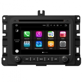 "Autoradio JEEP Renegade Android 7.1 Touchscreen 7"" USB DVD GPS Navi WiFi SD S190"